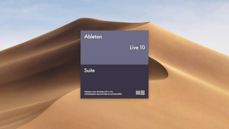 Choisir Ableton Live 10