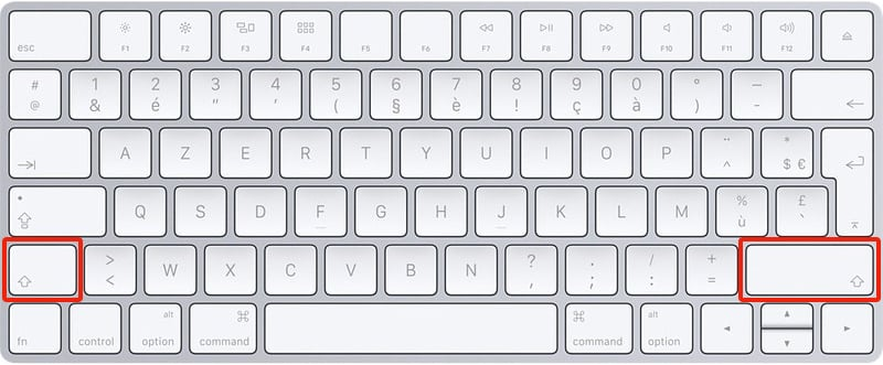 Clavier Mac add 1