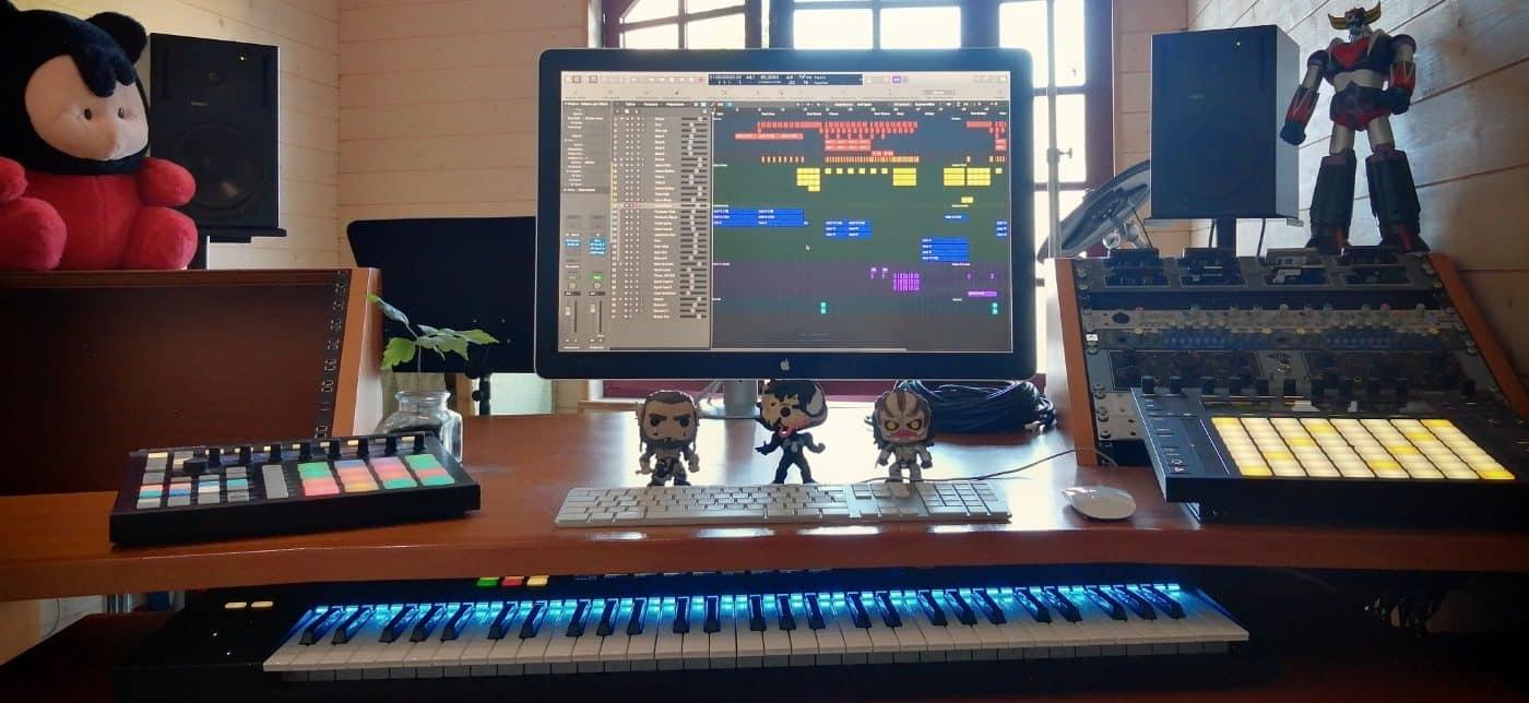 Studio de création musicale